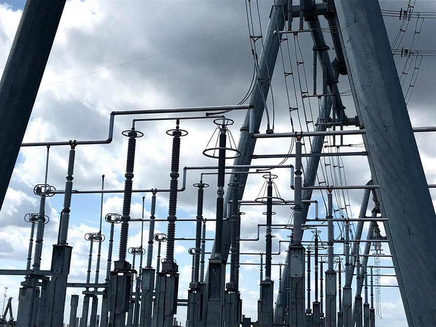 Sugar 500 kV Substation - Florida